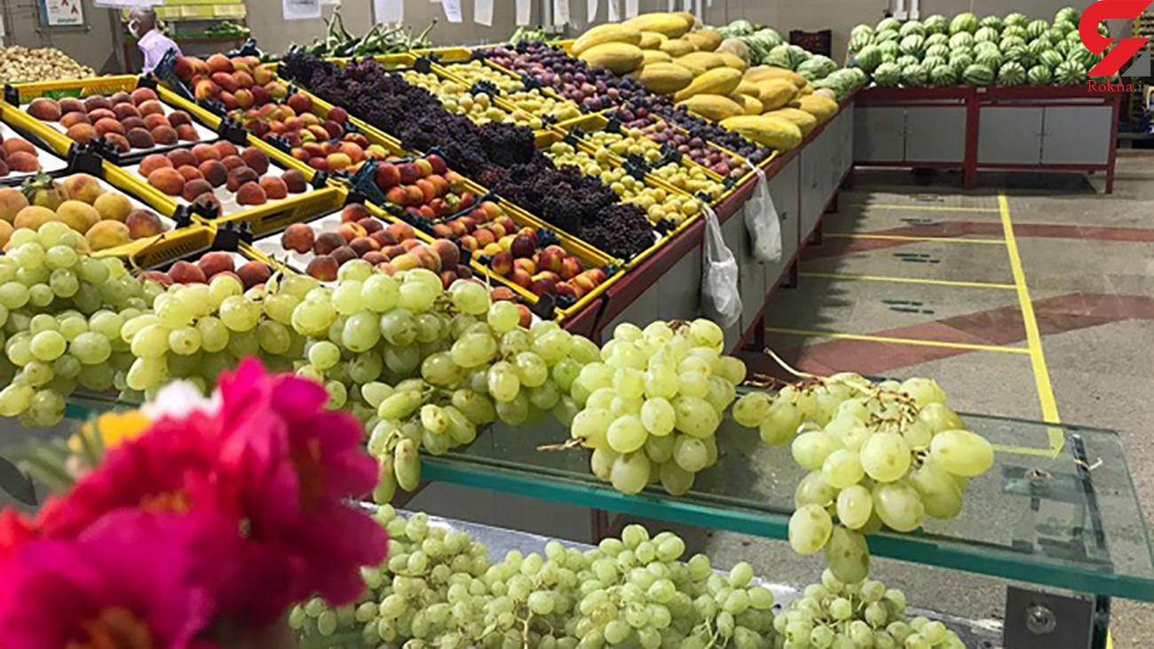 اختلاف قیمت چشمگیر میوه در سطح شهر و میادین میوه و تره بار
