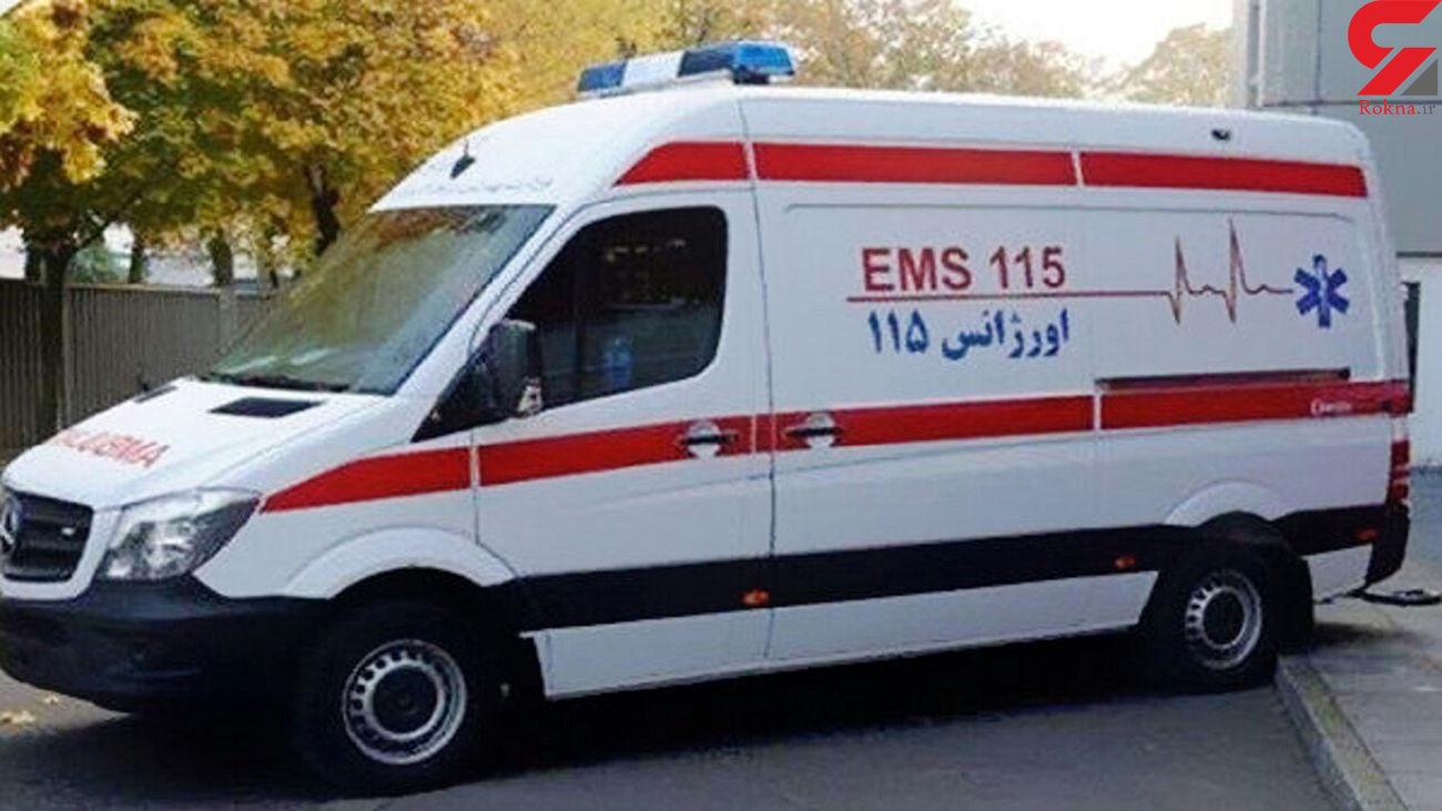 زن 22 ساله کاشانی بعد از 40 دقیقه مردن  زنده شد
