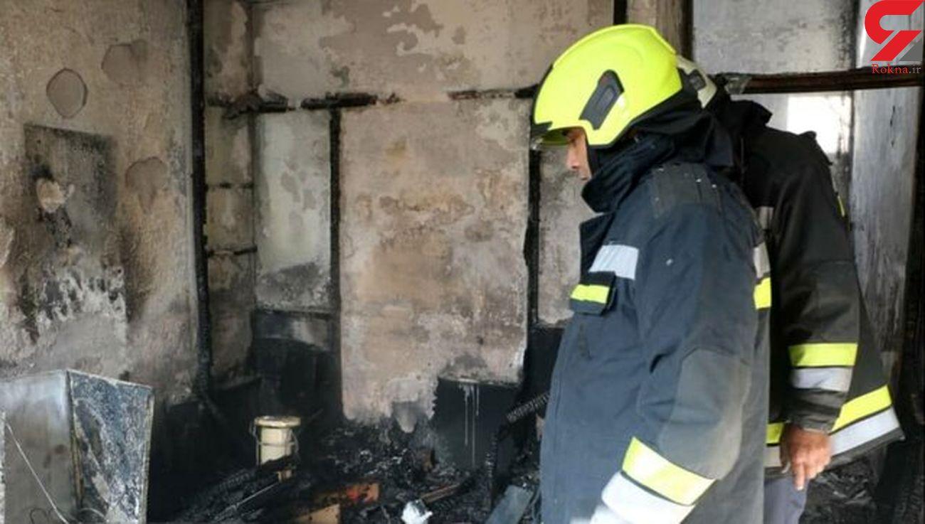 2 آتش سوزی هولناک در اصفهان / در فاصله نیم ساعت رخ داد