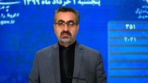 """مرگ 59 کرونایی در 24 ساعت گذشته در ایران / آمار جدید از قربانیان """"کووید -19 تا سوم خرداد"""