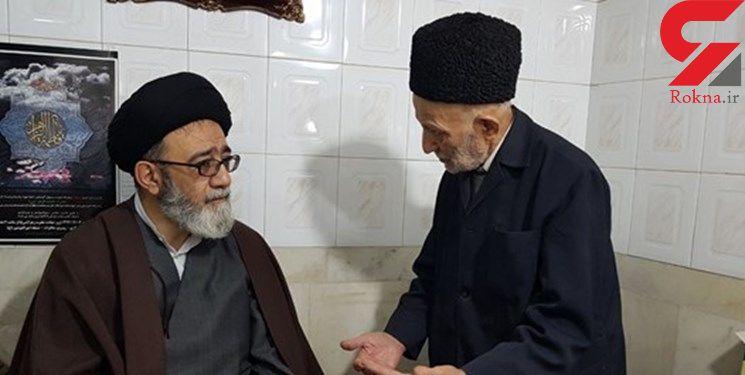 چند دقیقهای با پیرمرد خبرساز این روزها / از تقدیر امام جمعه تبریز تا بازتاب در رسانههای ترکیه+عکس
