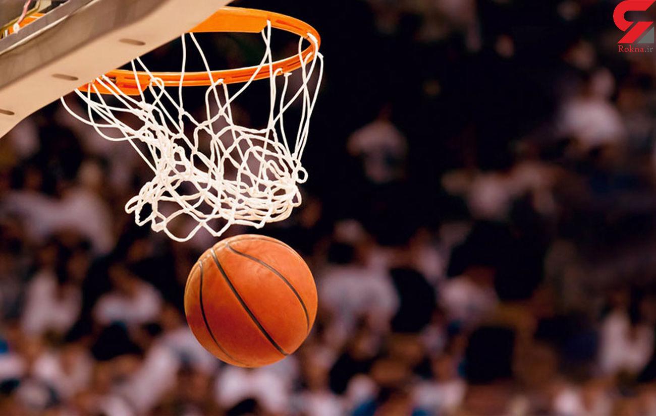 راهیابی نمایندگان استان به مرحله دوم بسکتبال 3 نفره کشور