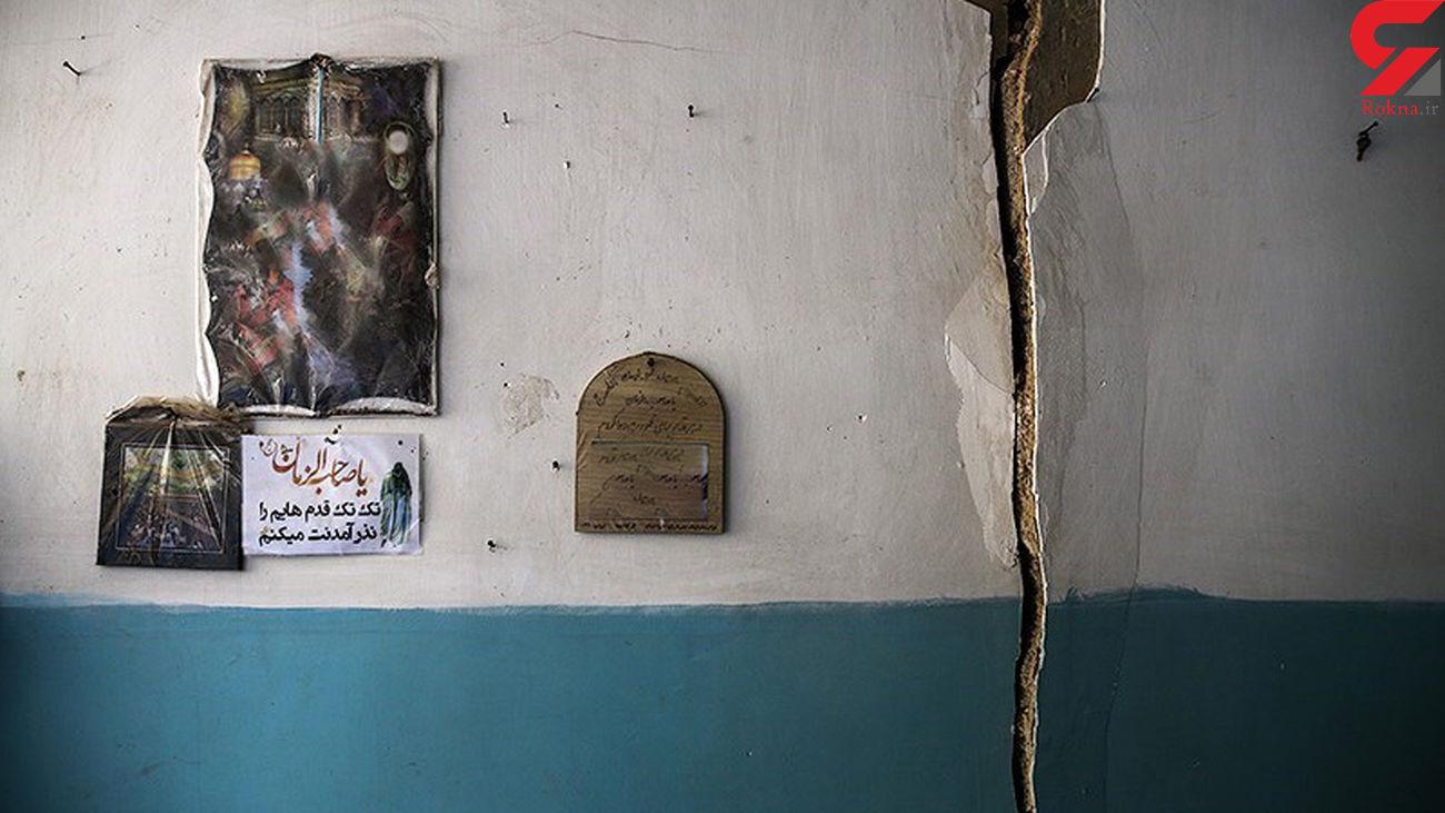 حاشیه های زلزله شدید در تبریز / مردم آواره اند