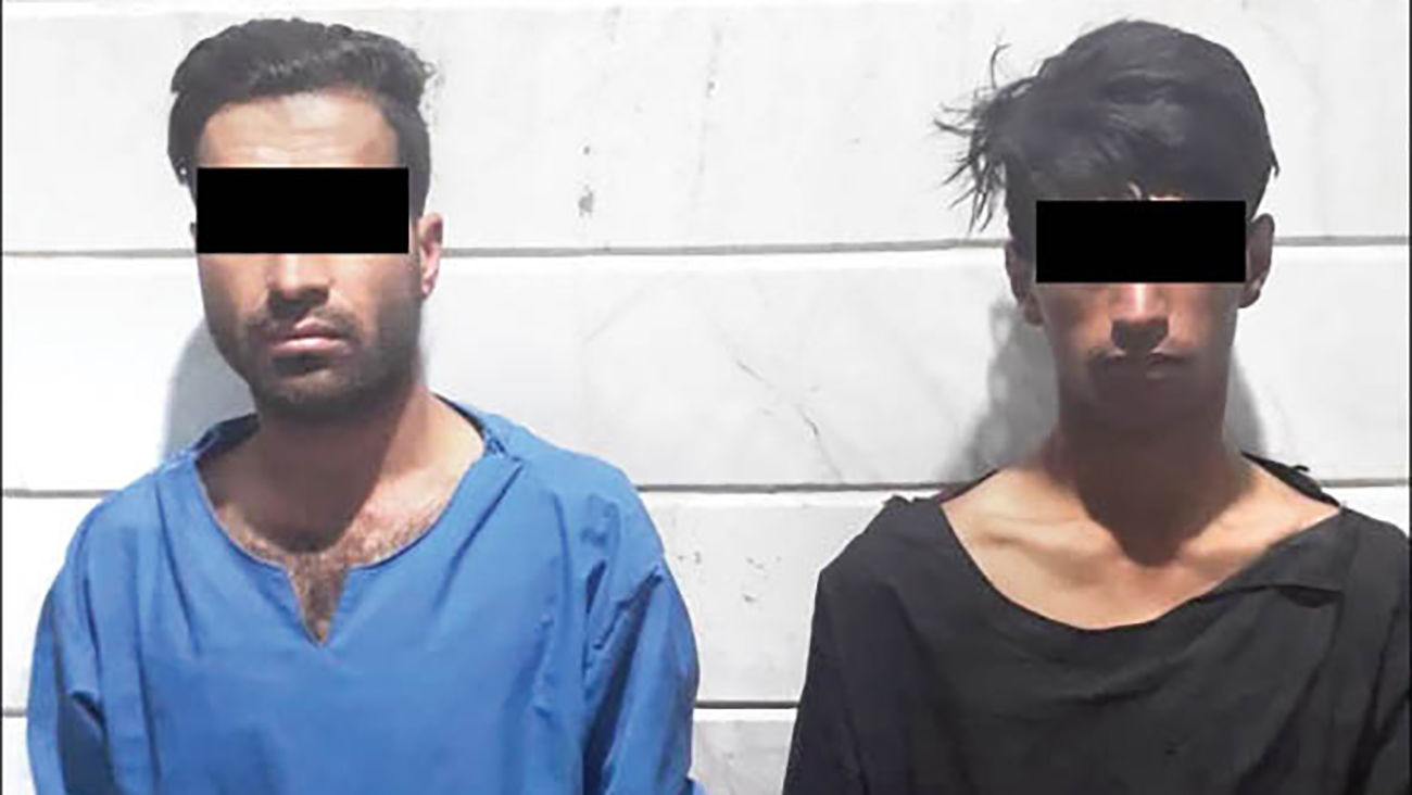 زن خائن معشوقه اش را سراغ شوهر بی نوا فرستاد / کلیک واتساپی یک جنایت در مشهد ! + عکس