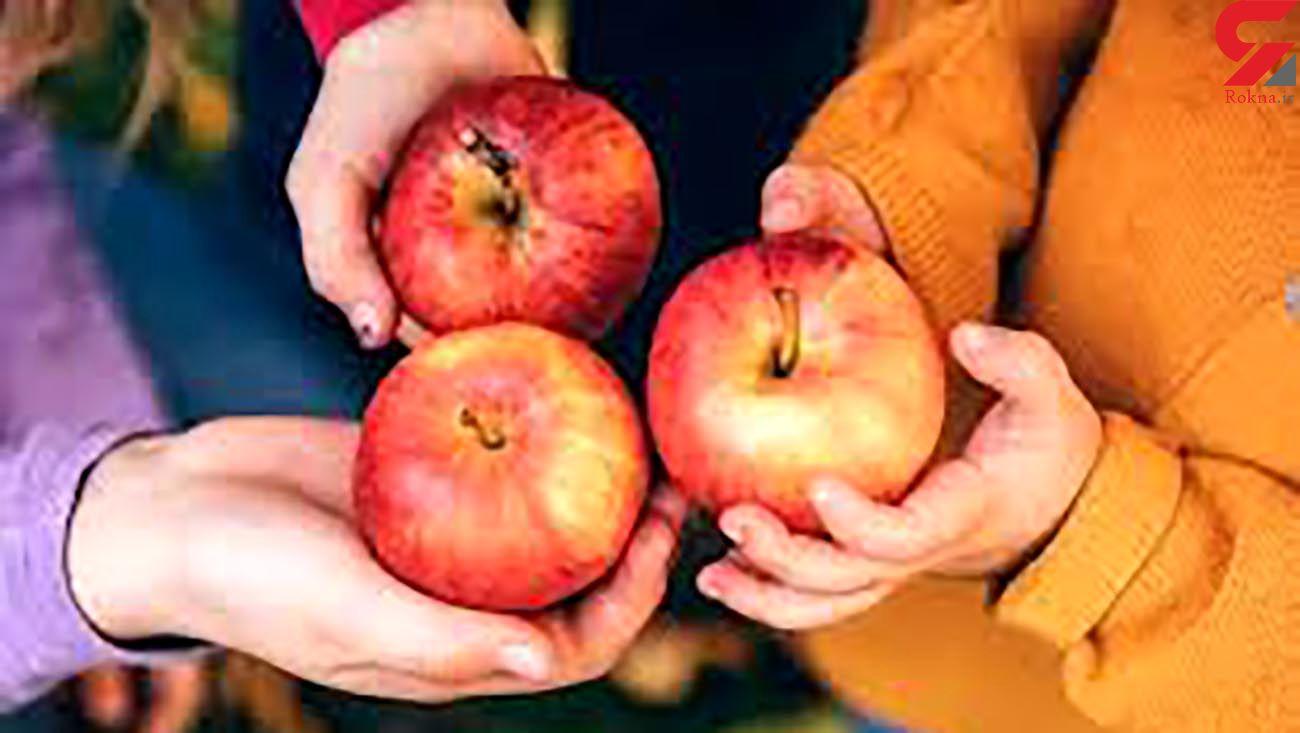 2 سیب در روز بخور!