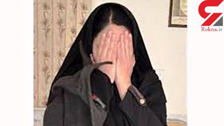 قاچاقچی مرگ خلخال یک زن بود