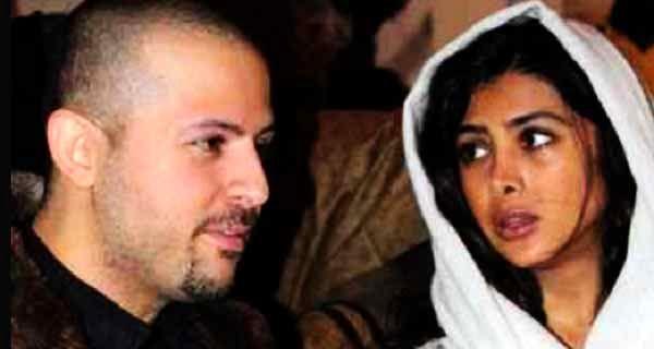آزاده صمدی و هومن سیدی ، آزاده صمدی و همسر سابقش هومن سیدی