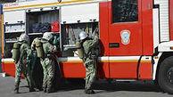 آتش سوزی مرگبار با 6 کشته در ساختمان مسکونی