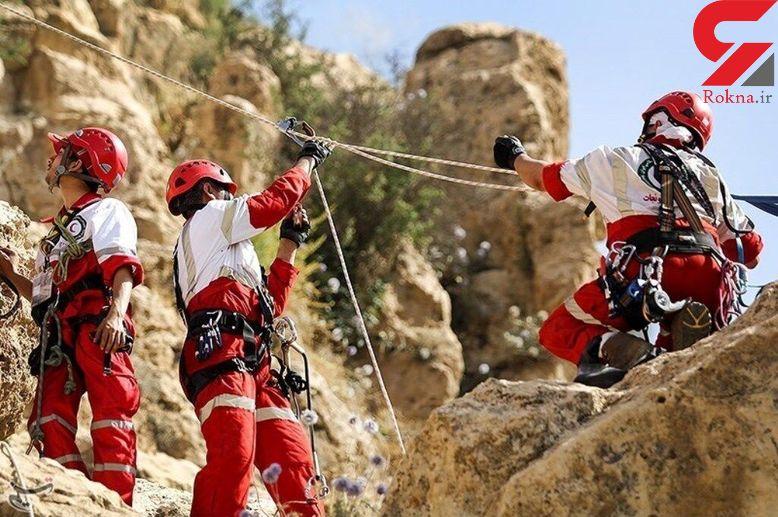 جسد کوهنورد اصفهانی پس از 17 روز پیدا شد