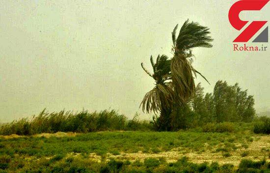 توفانی هولناک در زابل