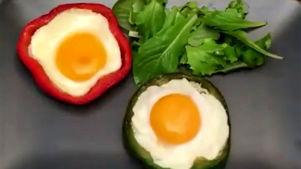 طرز تهیه صبحانه خوشمزه و شیک برای صبح برفی + فیلم