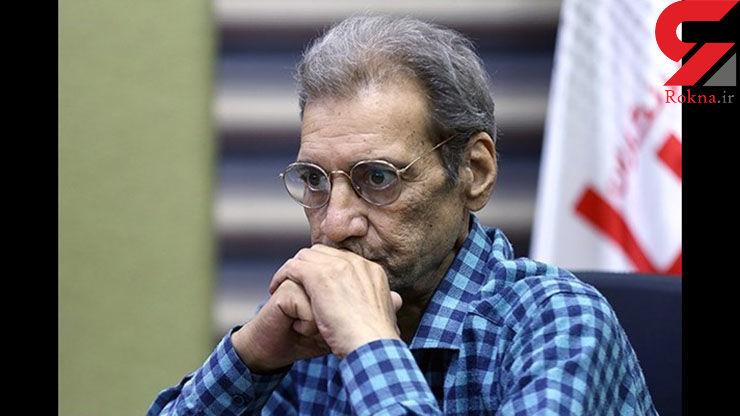 حال بازیگر معروف ایرانی خوب نیست +عکس
