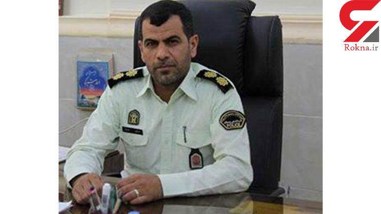 فوری / همسر رئیس پلیس گناوه کشته شد + عکس