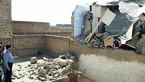 انفجار وحشتناک در کوی نهضت آباد