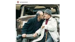 تبریک ویژه پرویز پرستویی برای تولد عزت سینمای ایران