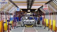 تولید 3 خودروی سواری متوقف شد