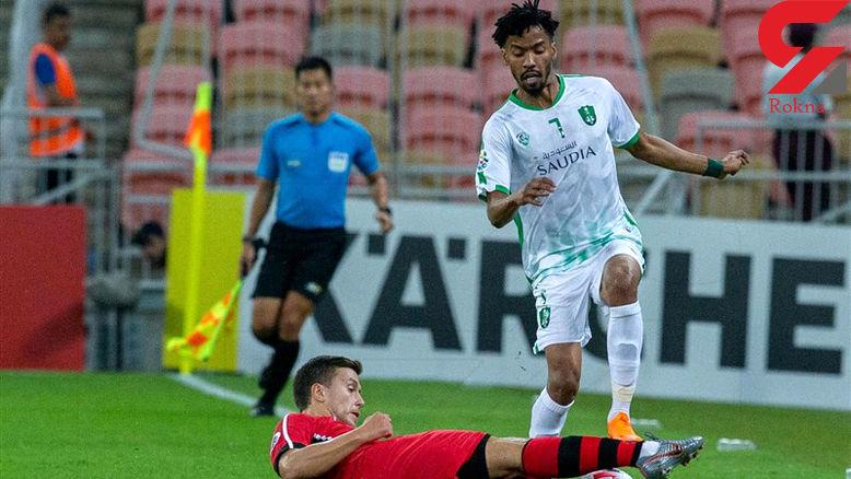 استقلال مقابل تیم سوم عربستان/ الاهلی با ستاره سوری مقابل آبیها
