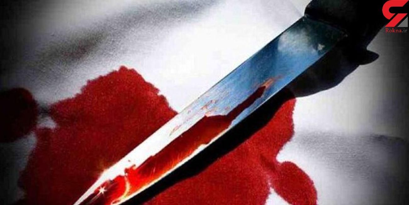 جوان بیمار پدرش را با 40 ضربه خنجر در مشهد سلاخی کرد