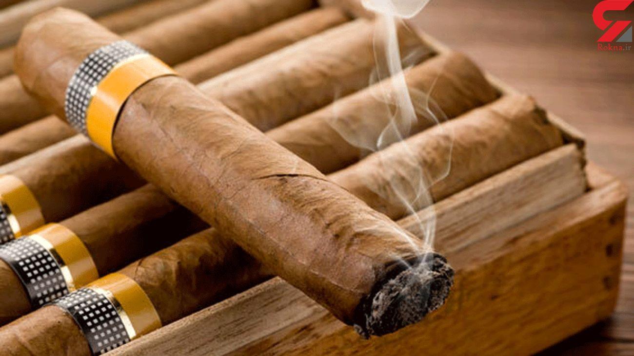 خوشمزه ترین سیگار ساخته شد + فیلم