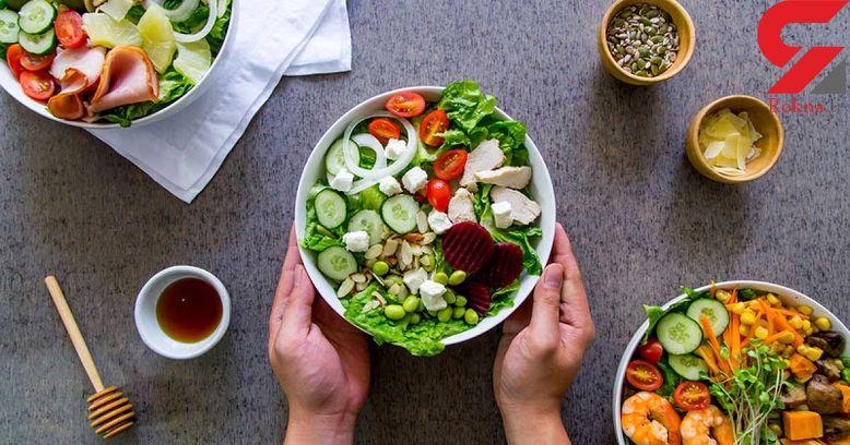 اصول غذایی در گرم ترین فصل سال