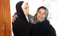 دیدار فاطمه با مادرش پس از 30 سال + عکس و فیلم