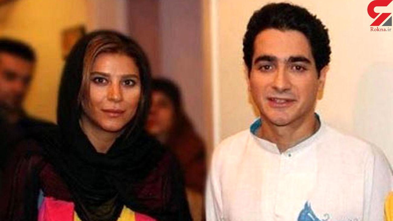 عکسی یادگاری سحر دولتشاهی و شجریان / آنها با هم ازدواج کردند؟