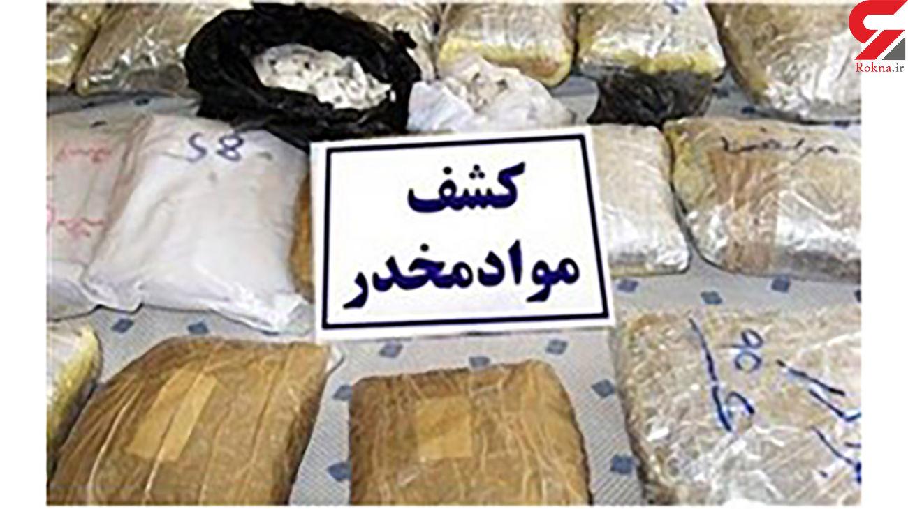 دستگیری 7 فروشنده مواد مخدر در آبادان