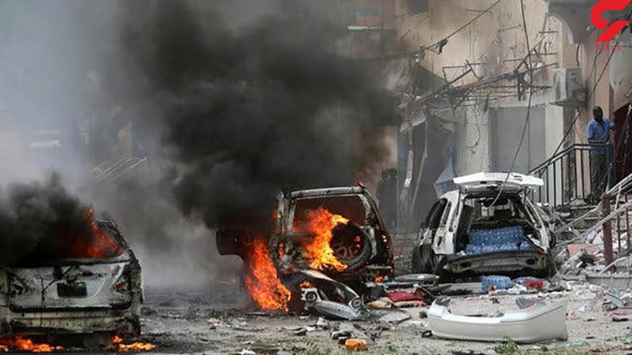 انفجار در پایتخت سومالی / 5 سرباز مجروح شدند