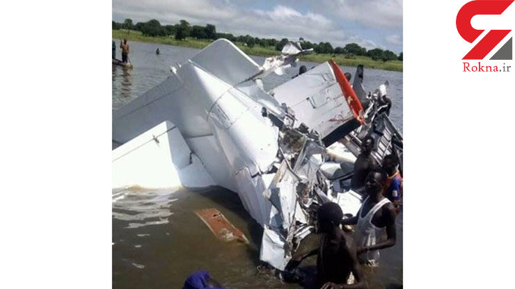 مرگ 17 مسافر خارجی در سقوط هواپیما! + عکس