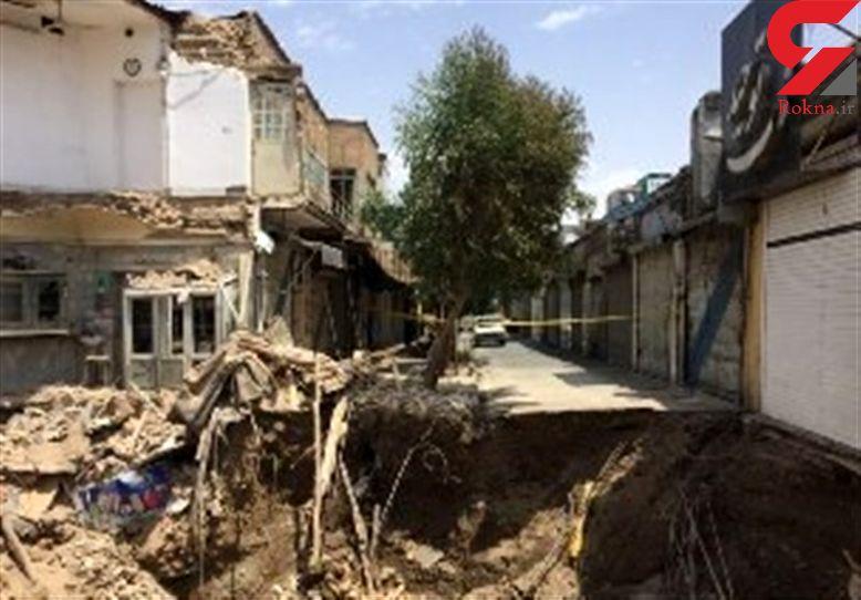 تذکرهای زیاد درباره ایمننبودن ساختمانهای میدان مطهری قم
