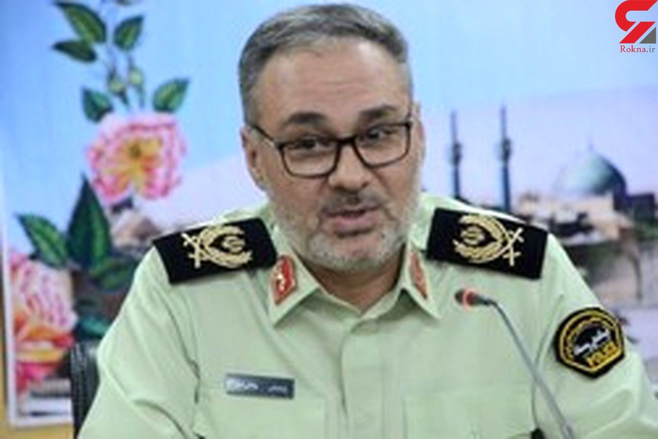 توقف مواد مخدد راهی شمال در یزد+جزئیات دستگیری
