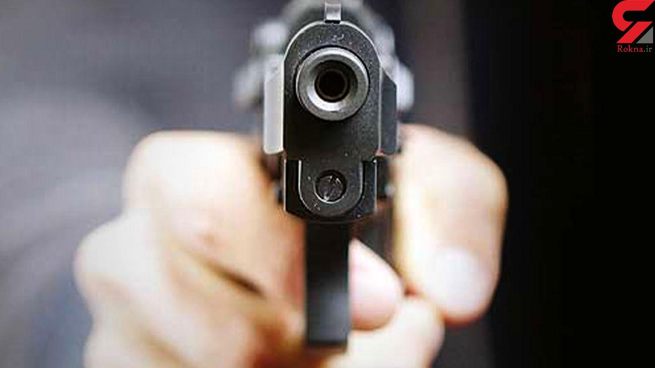 سارق فراری با شلیک پلیس آبادان کشته شد