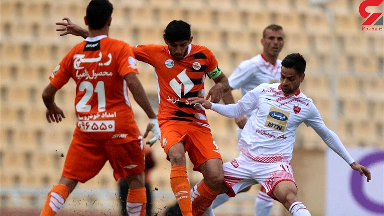 Holders Persepolis held by Saipa in IPL opener