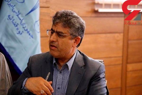 آتش سوزی بازارچه دستفروشی گلشهر عمدی بود؟ / دادستان اعلام کرد