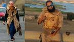 خانم مدل لباس های ناجور چطور عضو داعش شد / این زن بیوه سفید جدید بود! + عکس
