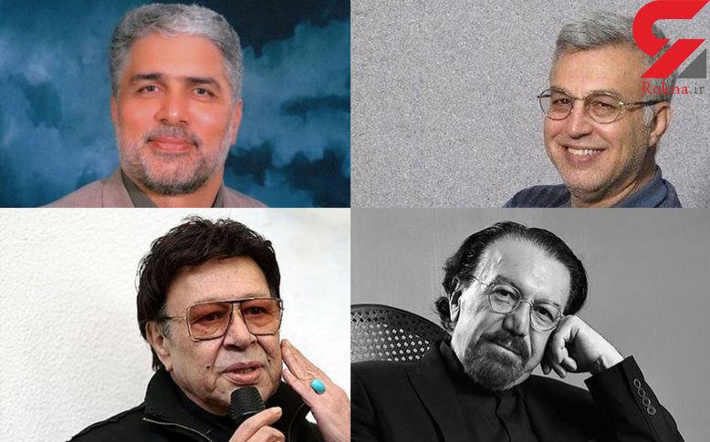 چهرههایی که سال 97 از میان ما رفتند