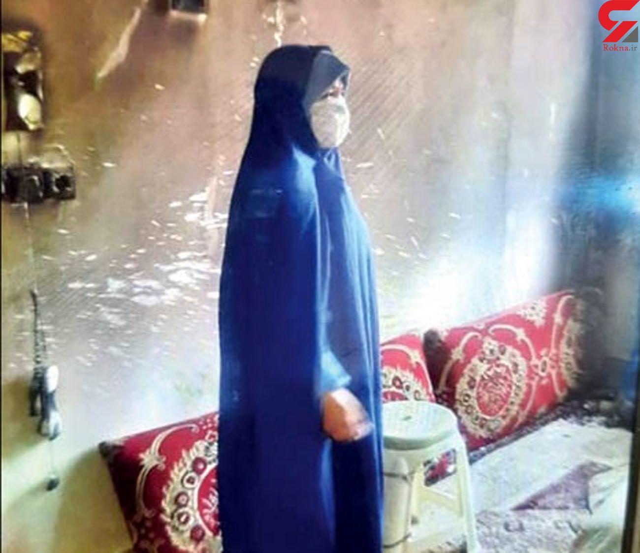 اعتراف زن مشهدی به قتل مرد آزارگر زیر دوش + گفتگو و عکس